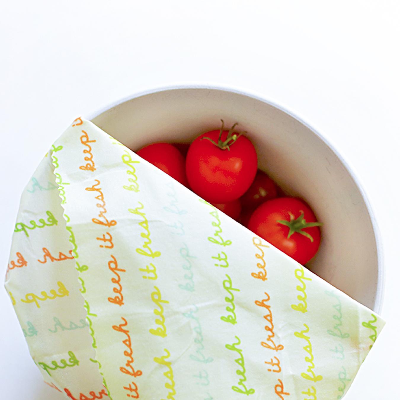 Vegan food wraps Vegan Food wraps medium pakket - 3 stuks