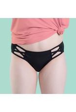 Cheeky wipes Cheeky Wipes menstrual underwear Feeling Sassy - black