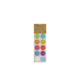 Doddlebags DoddleStickers - Stickers voor Doddlebags knijpzakjes - 2 stuks