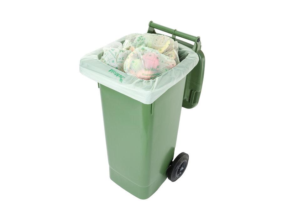 Composteerbare containerzakken 10 x 120/140 liter