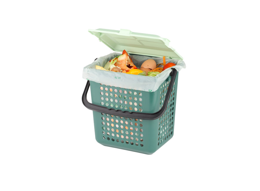 Compostable container bags 10 x 120 liters - Copy - Copy