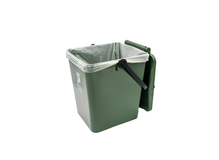 Compostable garbage bags 10 x 30 liters