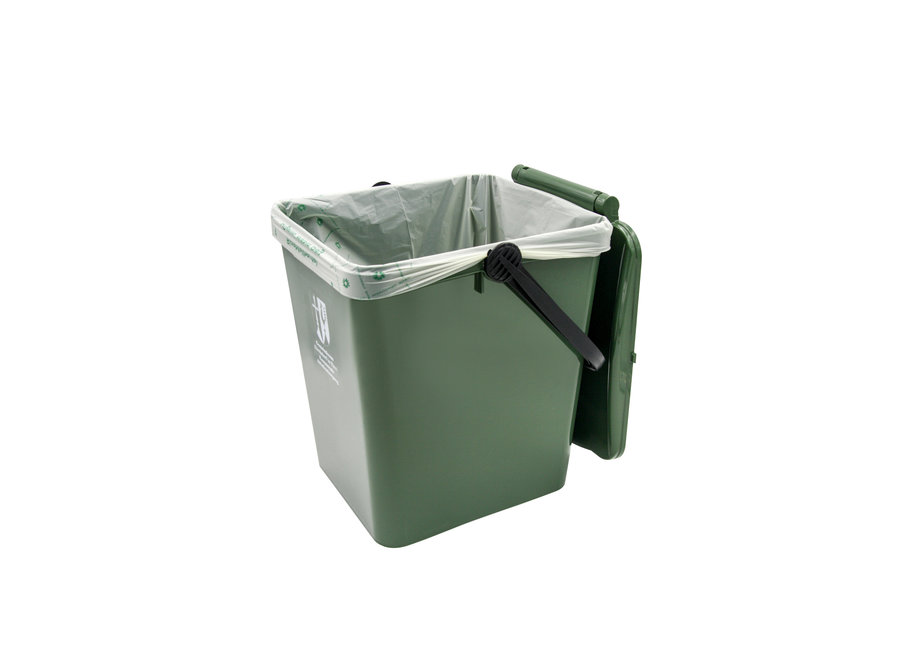 Compostable trash bags 10 x 40/60 liters