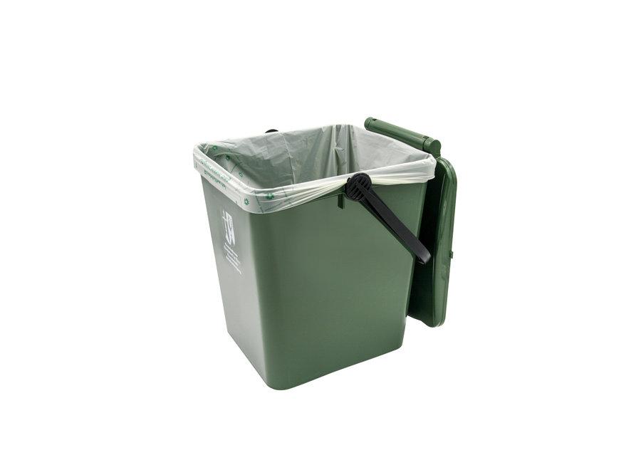 Composteerbare vuilniszakken 10 x 40/60 liter