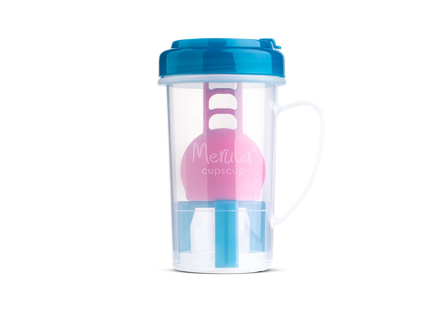 Cupscup - Microwave Cleaner for Menstrual Cup