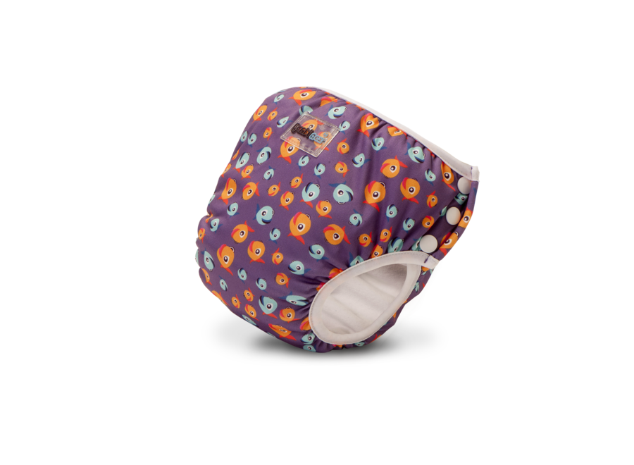 Swimming Diaper & Training Pants Lucky Purple - 1 piece