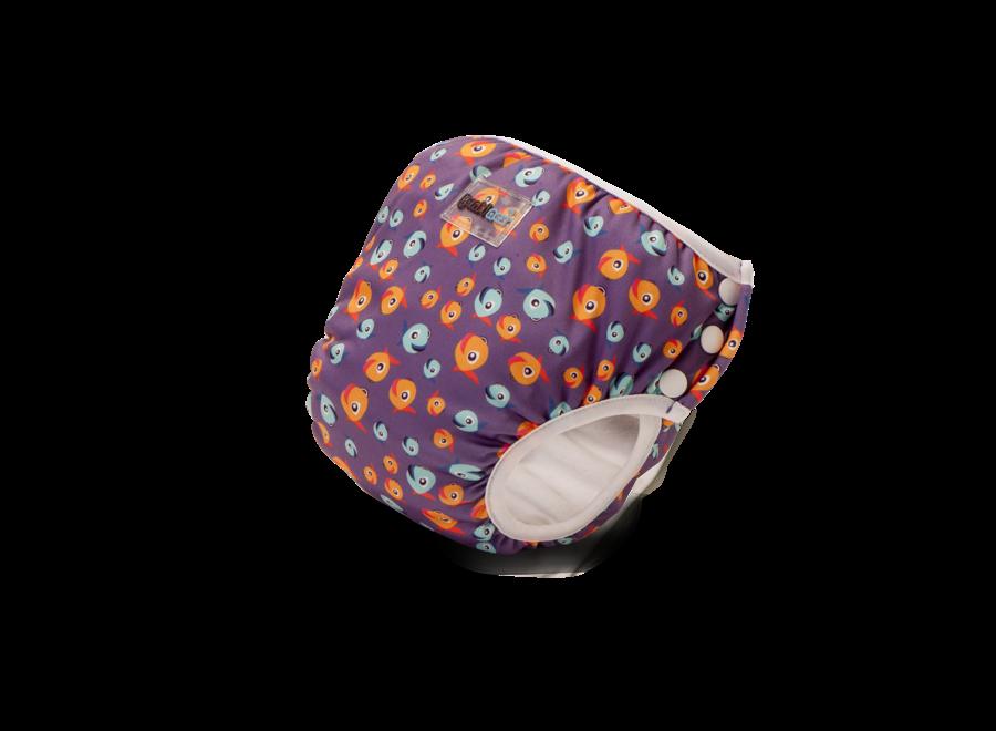 Swimming Diaper & Training Pants Lucky Purple - Copy