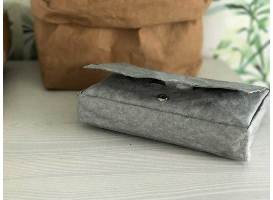 Colibries Birch Hoes voor Babydoekjes - Stone