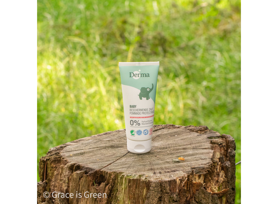 Derma Eco Baby Baby ointment  - a water resistant ointment for baby buttocks
