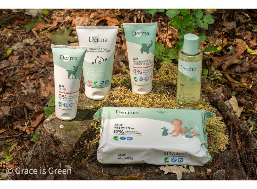 Derma Eco Baby billendoekjes - 64 doekjes