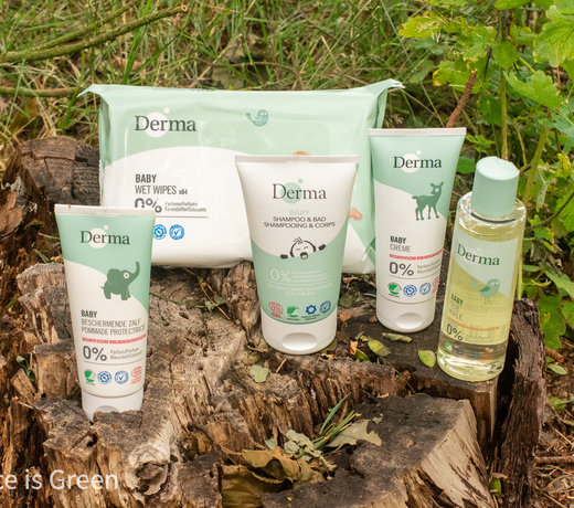 Our ecological care products