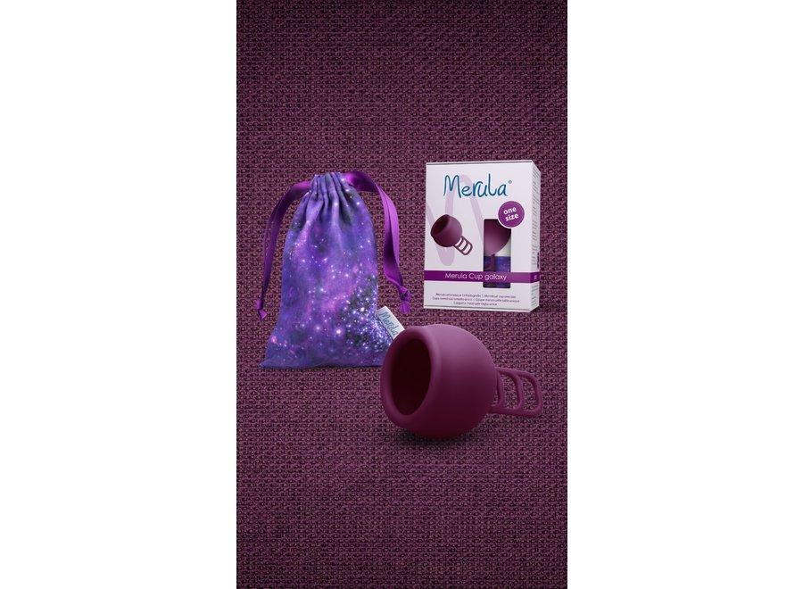 Menstrual Cup - Galaxy Purple - New!
