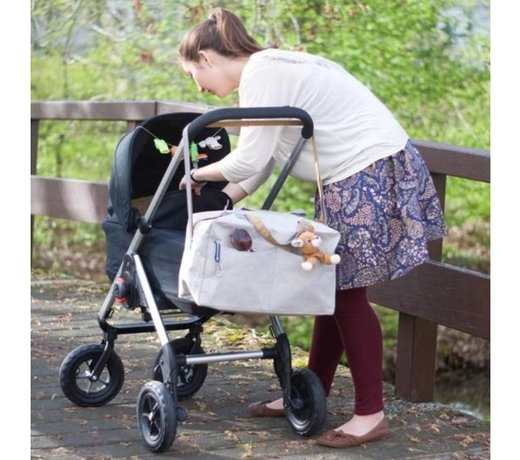 Diaper Bags: Sustainability for on the road!