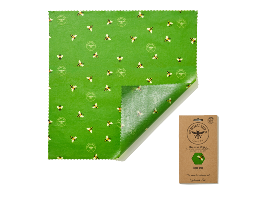 Beeswax Food wraps starterpack - 3 pcs. S/M/L - Copy