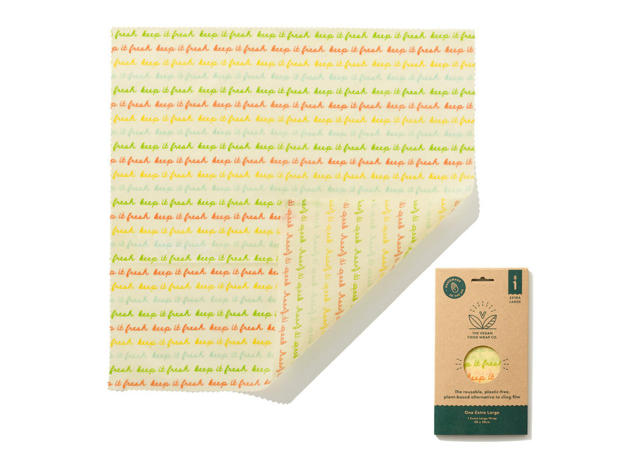 Beeswax Food wraps starterpack - 3 pcs. S/M/L - Copy - Copy