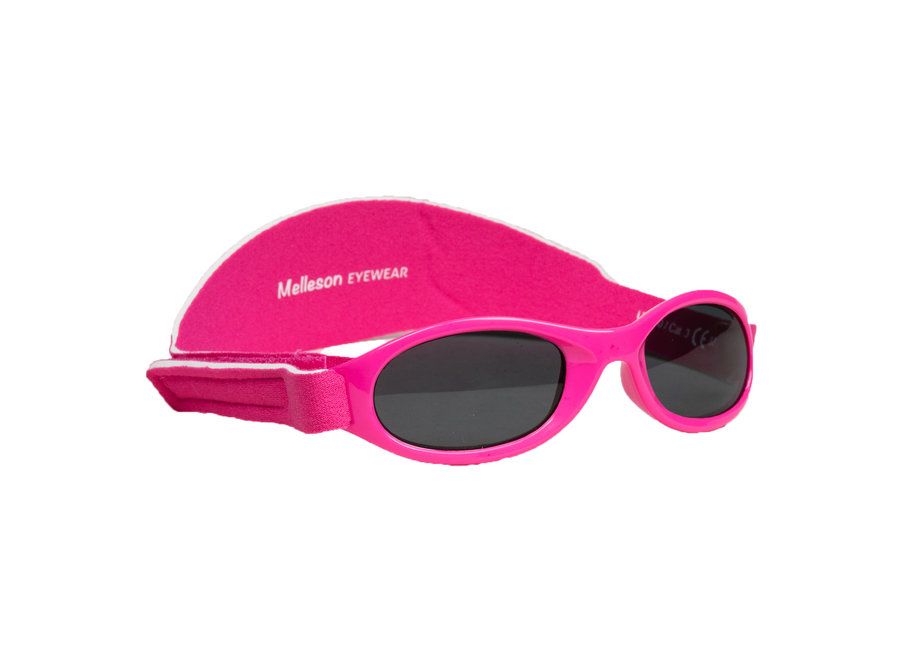 Melleson Children's Sunglasses - 0 - 2 years - Pink - Copy