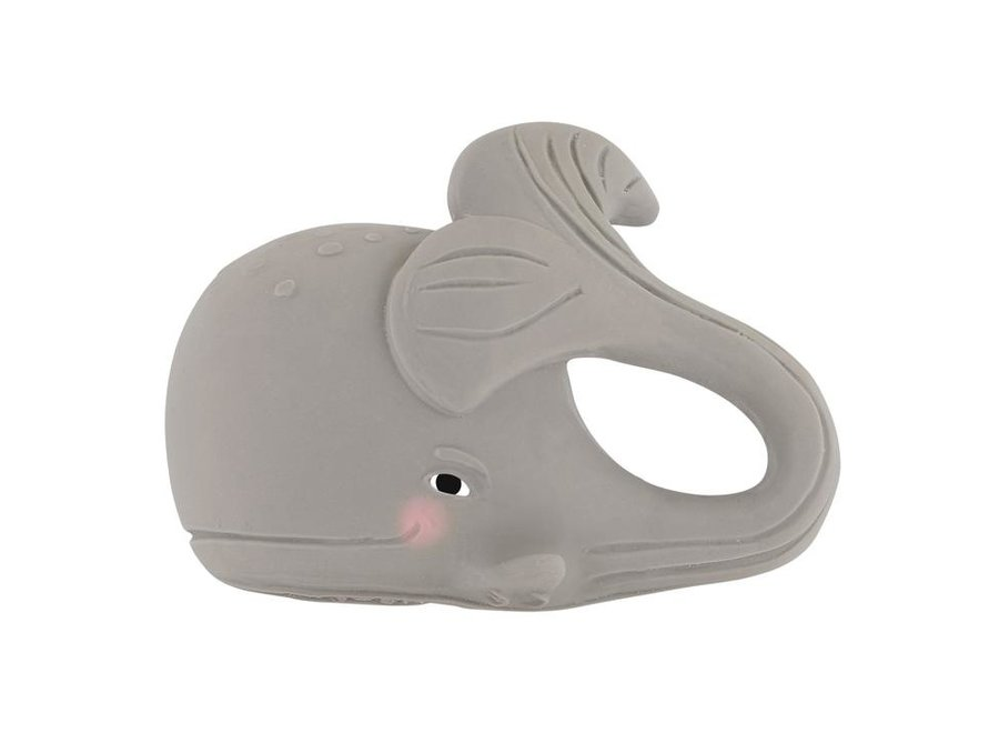 Gorm the whale - whale side toy