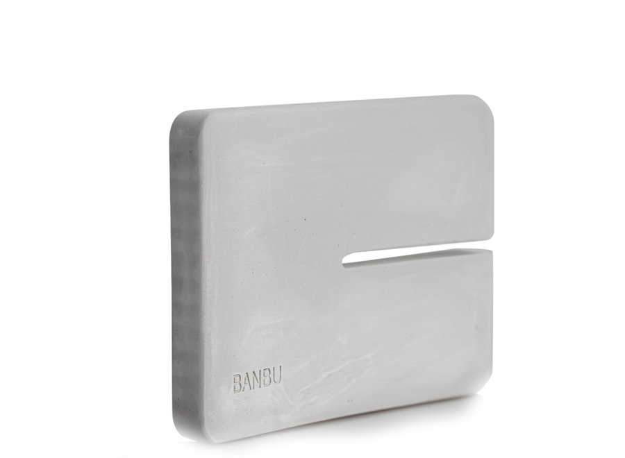 Banbu soap holder small | natural stone | Extra absorbent | 2 colors