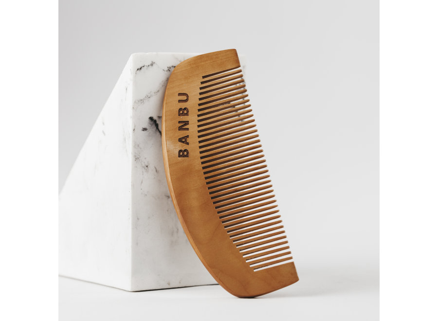 Comb - bamboo