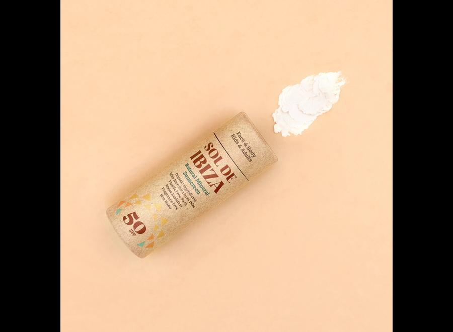 Face & Body SPF50 - Stick - Plastic free