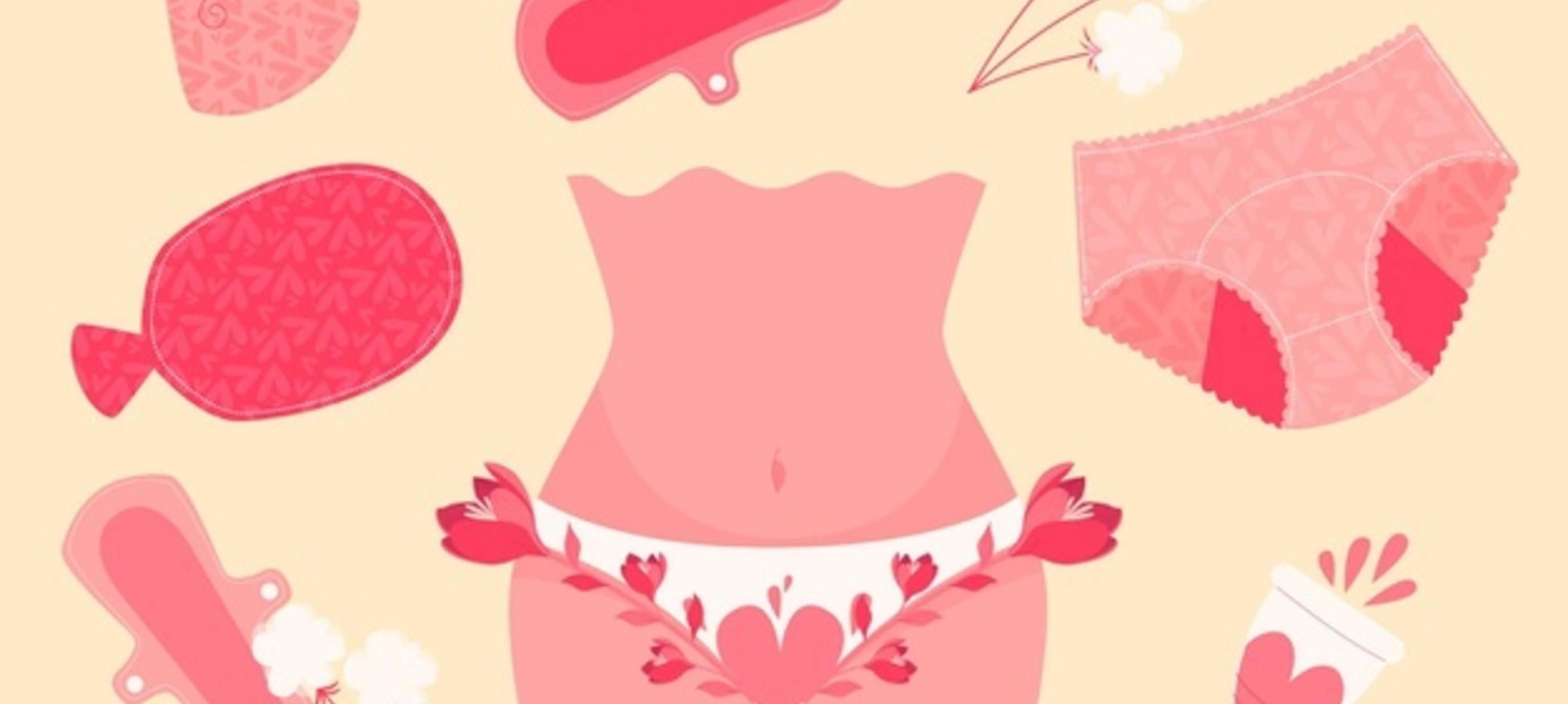 Voel je relaxt in menstruatieondergoed!