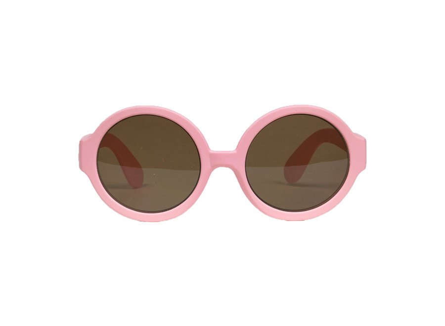 Children's sunglasses Lenny 3-7 years - size M - Pink