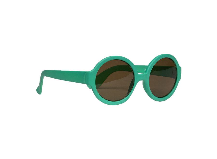Children's sunglasses Lenny 3-7 years - size M - Green