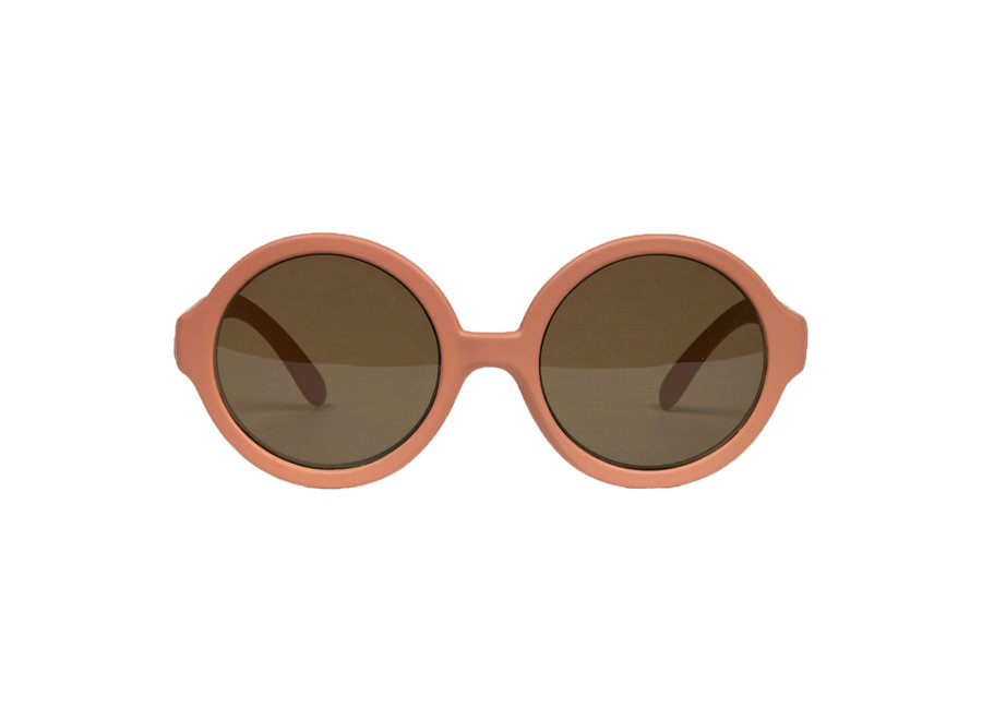 Children's sunglasses Lenny 7+ years - size L- Camel