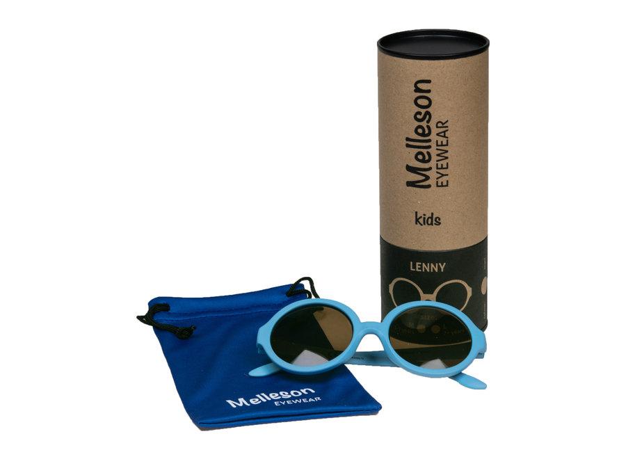 Children's sunglasses Lenny 7+ years - size L- Blue