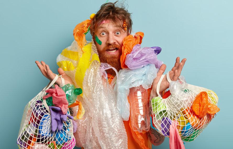 Waarom je nu over moet gaan op composteerbare vuilniszakken