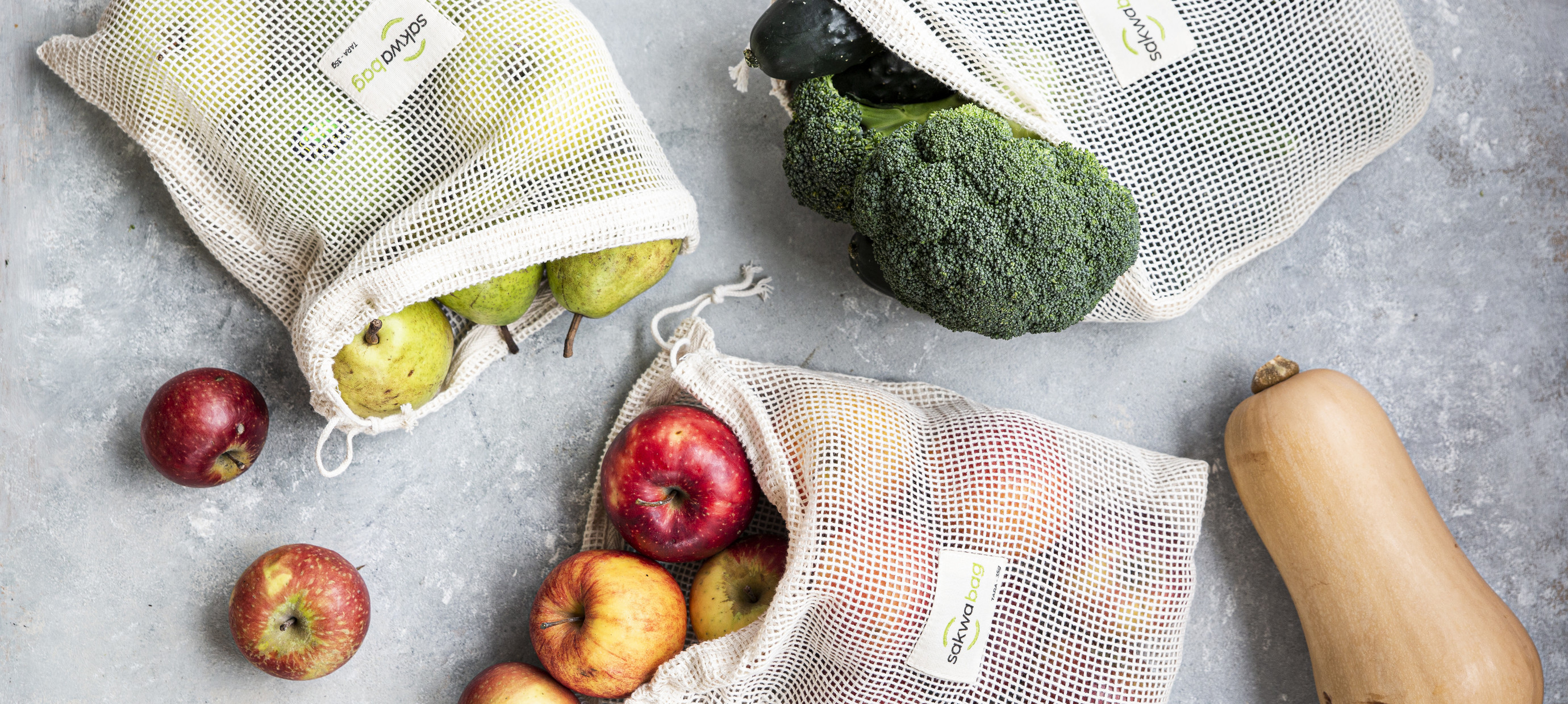 Getest: De Sakwabag groente en fruitzakjes