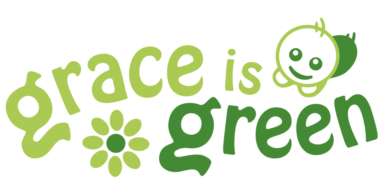 Grace is Green - Webshop met bio, eco, duurzame, wasbare en eerlijke producten