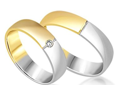 Wedding Rings With Diamonds
