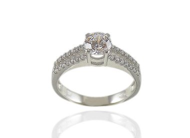 Engagement Rings With Zirconia