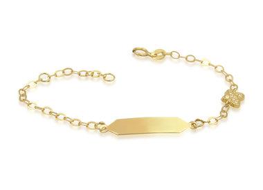 Baby Bracelets Gold