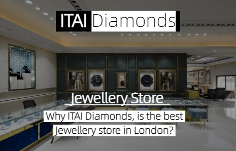 Jewelery Store in london