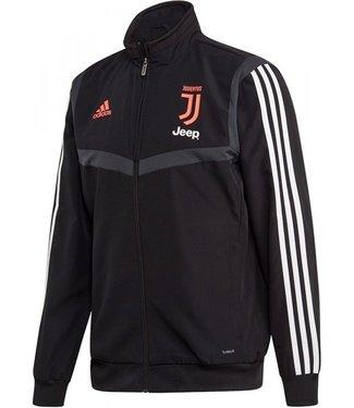 Adidas Juventus Adidas Trainingsjack 2019/2020 Heren - Zwart