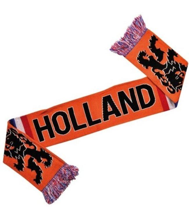 Holland Sjaal gekleurd