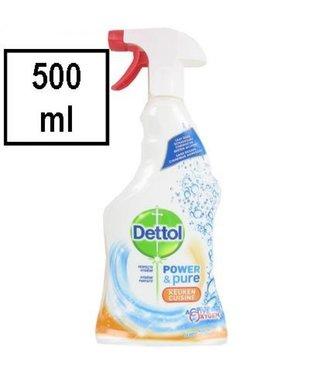 dettol Dettol Power & Pure Perfecte Hygiene 500 ml