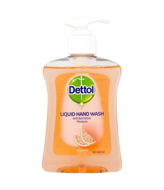 Dettol Vloeibare Handzeep Grapefruit - Reinigt en verzorgt de handen intensief