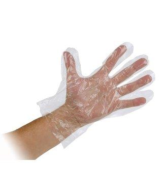 dyno 100 stuks - Plastic wegwerphandschoenen