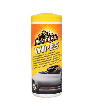 Dashboard Wipes Armor All Gloss 30p