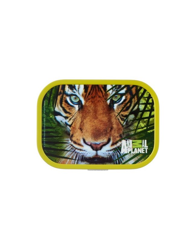 ANIMAL PLANET TIJGER Lunchbox