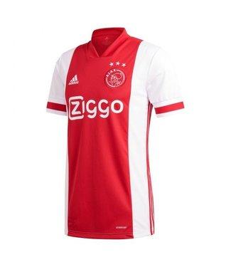 Ajax Thuisshirt 2020-2021 Rood Wit