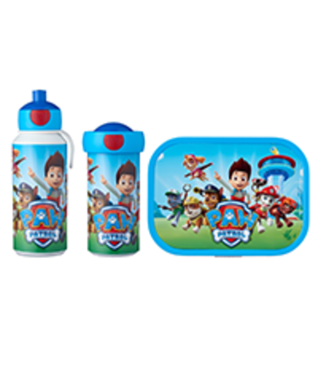 Mepal Paw Patrol Lunchset 3 delig
