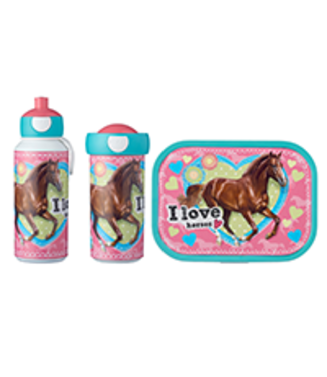 Mepal My horse Lunchset 3 Delig