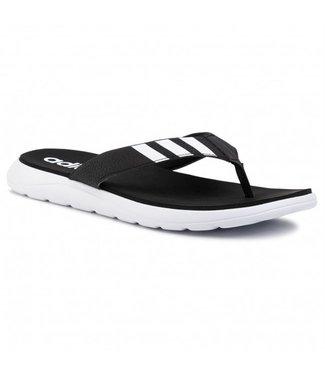 Adidas Comfort slippers Zwart Wit