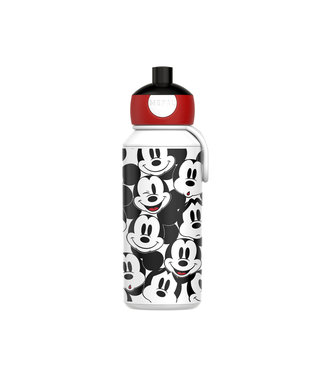 MICKEY MOUSE Pop Up Drinkfles 400 ML