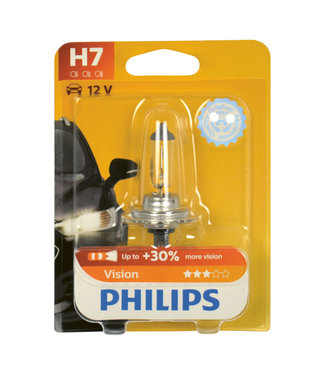 Philips Autolamp H7 12v op blister