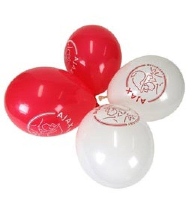 AJAX Ballonnen 10 in een zakje